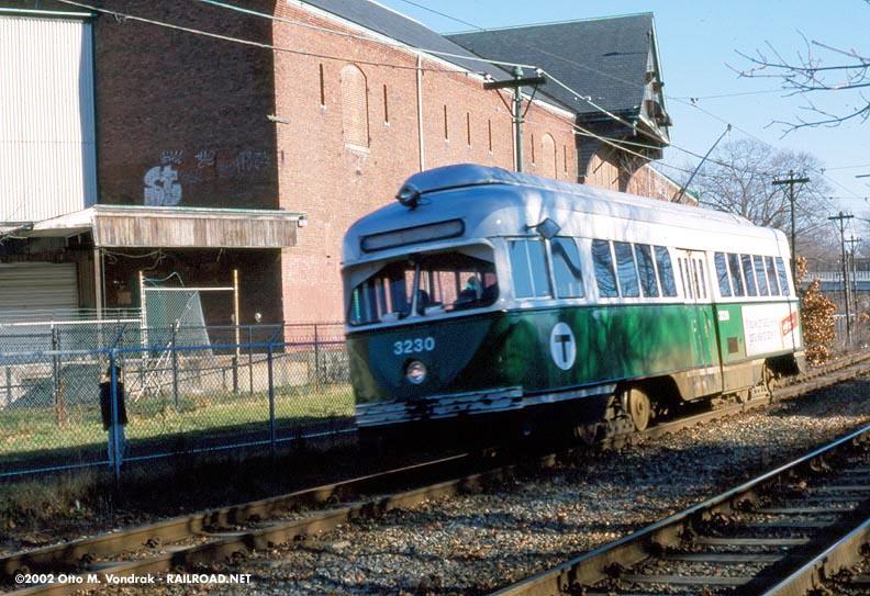 MBTA line