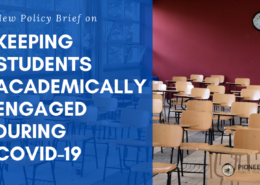 New Brief Calls on the USED for School Closure Guidelines During COVID-19