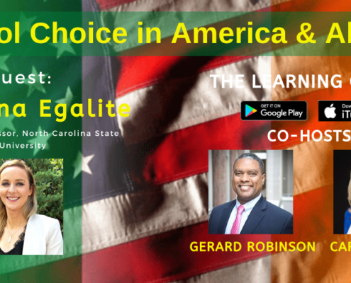 NC State's Anna Egalite on School Choice in America & Abroad