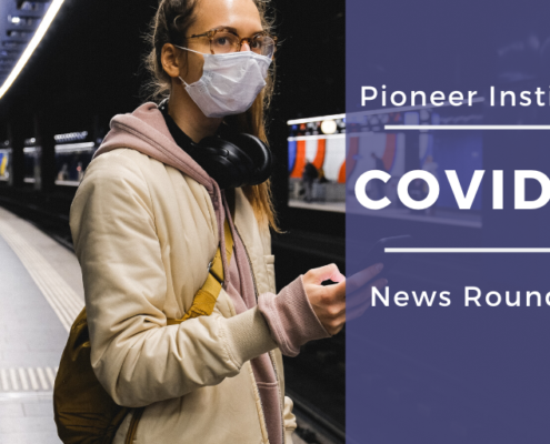 COVID-19 Roundup from Pioneer: Antibodies & immunity; Talking about WHO; Telecommuting Survey Results; Mapping COVID - Update; & more!