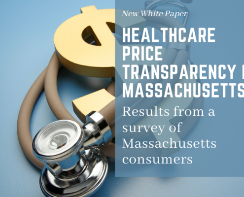 Healthcare Price Transparency in Massachusetts: Results from a survey of Massachusetts consumers regarding healthcare price transparency
