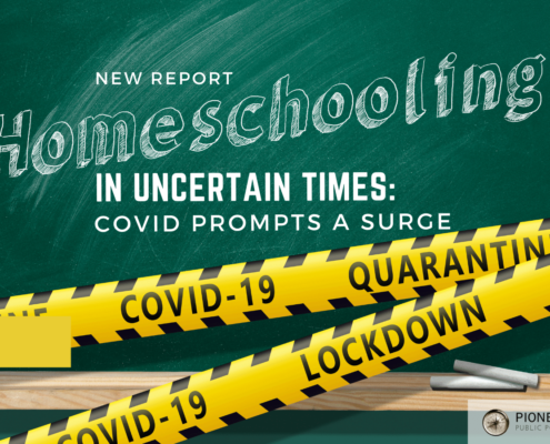 Homeschooling in Uncertain Times: COVID Prompts a Surge