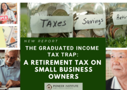 The Graduated Income Tax Trap: A retirement tax on small business owners