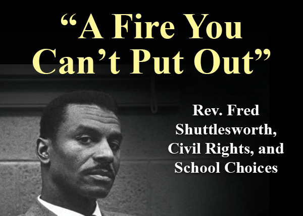 a report on andrew maniss a fire you cant put out a biography of fred shuttlesworth Mother of rev fred shuttlesworth, birmingham civil rights leader for a partial biography, see a fire you can't put out, andrew manis, 1992, univ of al press.