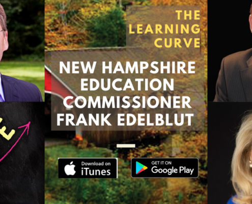 NH Education Commissioner Frank Edelblut on State-Driven K-12 Reform
