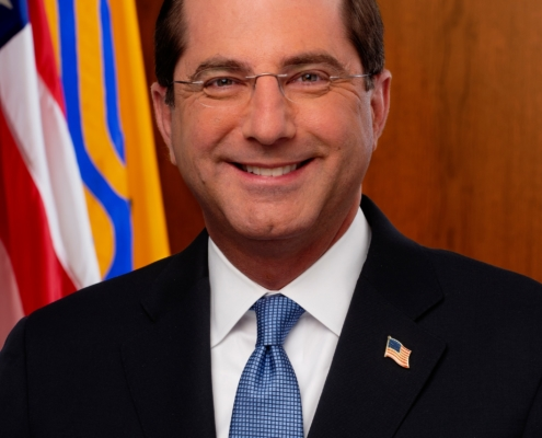 U.S. HHS Secretary Alex Azar to Be Featured Speaker at Pioneer Institute's 2019 Hewitt Healthcare Lecture